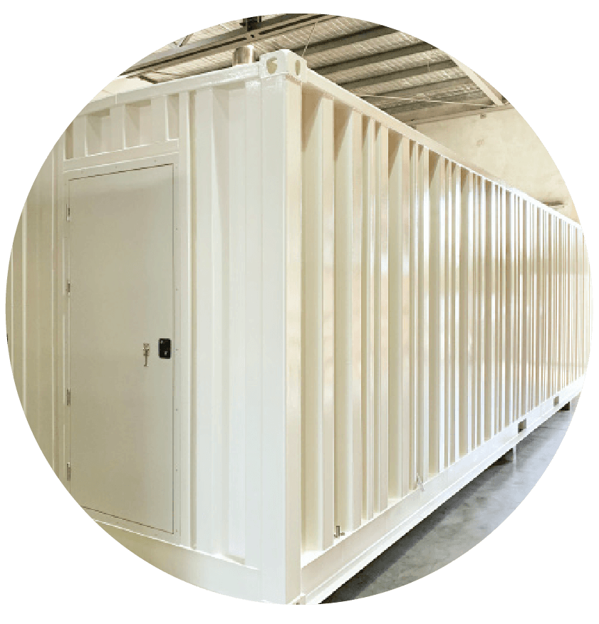 waste water containerised solution