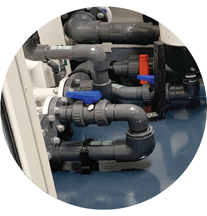 water treatment filtration